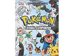 Pokémon Visual Companion (ING) Libro