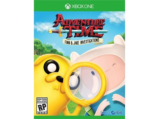 Adv.Time: Finn and Jake Investigations XBOX ONE