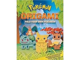 Pokémon Origami (ING) Libro
