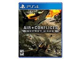 Air Conflicts: Secret Wars PS4 Usado