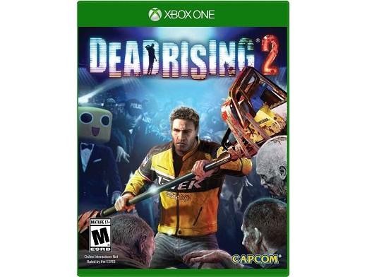 Dead Rising 2 XBOX ONE Usado