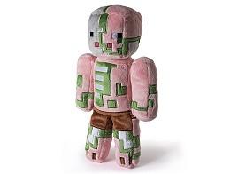 Peluche Minecraft Zombie PigMan