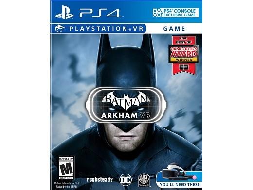 Batman: Arkham VR PS4