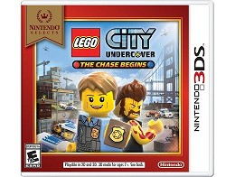 Lego City: Undercover The Chase Begins 3DS