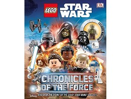 Lego SW Chronicles of The Force (ING) Libro