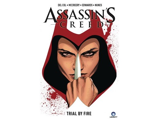 Assassins Creed v1 Trial By Fire (ING/TP) Comic