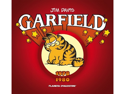 Garfield 1978-1980 nº 01 (ESP/HC) Comic