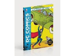 DC Chronicles: Edad de Oro 1935-1942 (ESP) Libro