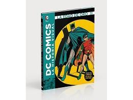 DC Chronicles: Edad de Oro 1942-1955 (ESP) Libro