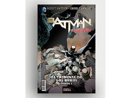 Batman: El Tribunal De Los Búhos (ESP/TP) Comic
