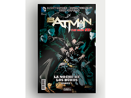 Batman: La Noche De Los Búhos (ESP/TP) Comic