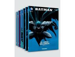 Batman: El Largo Halloween (ESP/TP) Comic