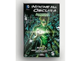 Linterna Verde: Noche Más Oscura (ESP/TP) Comic
