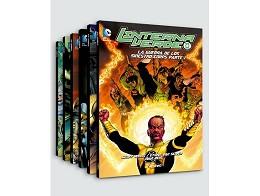 Linterna Verde:Guerra Sinestro Crps (ESP/TP) Comic