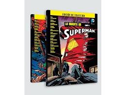 Superman: La muerte de Superman (ESP/TP) Comic