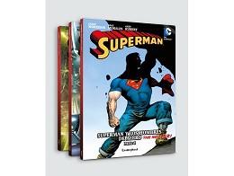 Superman y los hombres de Acero (ESP/TP) Comic