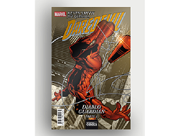 Daredevil: Diablo Guardián (ESP/TP) Comic