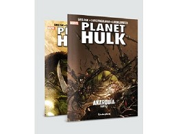 Planeta Hulk: Anarquía (ESP/TP) Comic