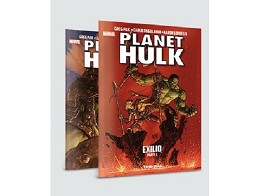 Planeta Hulk: Exilio (ESP/TP) Comic