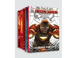 Ironman: El más buscado (ESP/TP) Comic