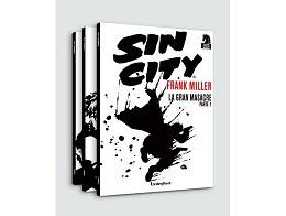 Sin City: Gran Masacre (ESP/TP) Comic