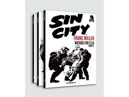 Sin City: Mataría por ella (ESP/TP) Comic