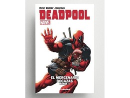 Deadpool: El Mercenario Bocazas (ESP/TP) Comic