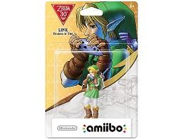 Nintendo amiibo: Figura Link (Ocarina of Time)