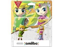 Nintendo amiibo Figura Toon Link & Zelda
