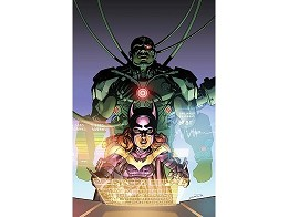 Injustice Gods Among Us Y Five #16 (ING/CB) Comic