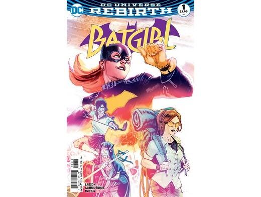 Suscripción Batgirl (ING/CB) Comic