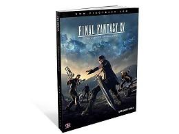 Final Fantasy XV: Official Guide (ING) Libro
