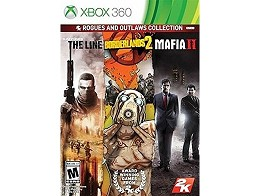 2K Rogues & Outlaws Collection XBOX 360