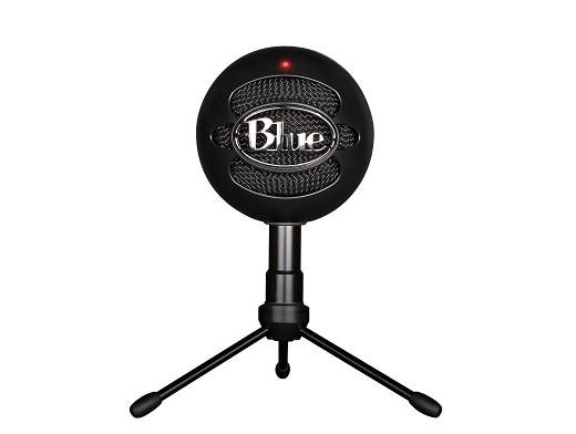 Micrófono Blue Snowball iCE Condenser Black PC