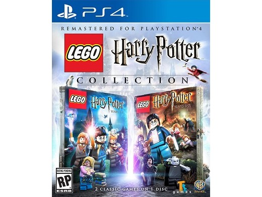 Lego Harry Potter Collection PS4 Usado