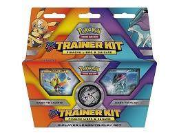 Pokémon TCG XY Trainer Kit Pikachu Libre & Suicune