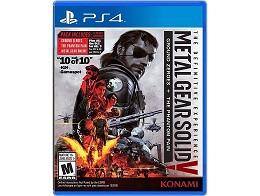 Metal Gear Solid V: Definitive Experience PS4 Usado
