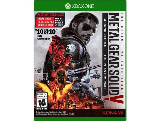 Metal Gear Solid V: Definitive Experience XBOX ONE