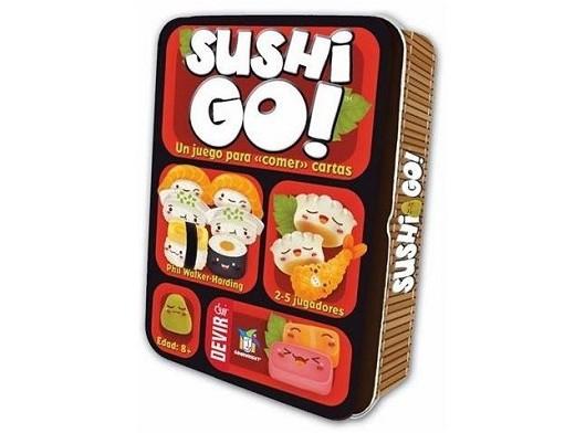 Sushi Go! - Juego de mesa