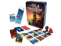 La Isla Prohibida - Juego de mesa