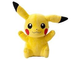 Peluche Pokémon Pikachu Grande (45 cms)
