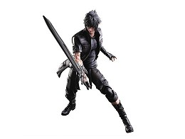 Figura Play Arts Kai Final Fantasy XV: Noctis