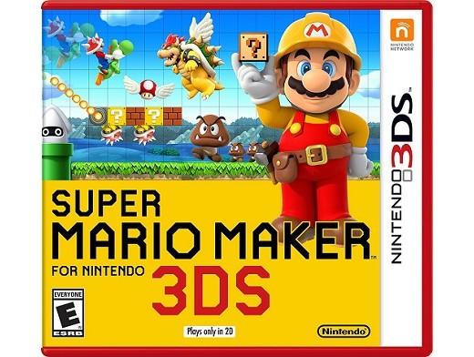 Super Mario Maker 3DS Usado