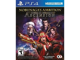 Nobunaga's Ambition: SoI Ascension PS4