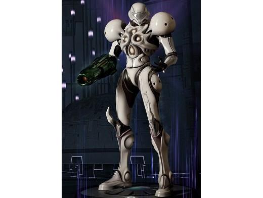 Estatua Samus Light Suit - Metroid Prime