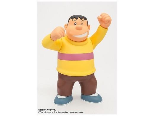 Estatua Takeshi Gouda Gian Doraemon Figuarts Zero
