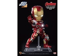 Figura Iron Man Avengers: Age Of Ultron Mark 43