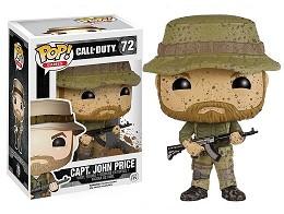 Figura Pop! Call of Duty Price