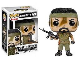 Figura Pop! Call of Duty Woods