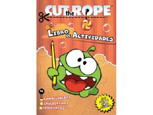 Cut the Rope: Libro de Actividades (ESP) Libro